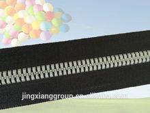 Guangzhou JingXiang Prubber Zipper Puller Different Types Zipper For Plastic Zipper Garment Bags