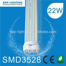 2x PL-L 4 PIN 22w PLL 2g11 Energy Saving Light Bulb Lamp