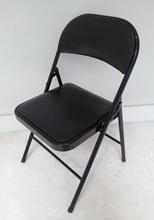 Neupreis wand klappstuhl tribüne kleinen klappstuhl stoff kissen metall-klappstuhl