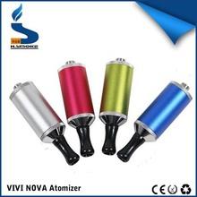 Alibaba China factory direct sale vivi nova atomizer high quality E cig ego wax atomizer