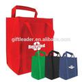 Yeniden eko- dostu non- woven alışveriş çantası