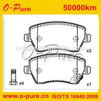 wholesale new design brake pads for ape for piaggio spare parts