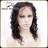 Large Stock! Wholesale Price 100% Pure Brazilian Virgin Human Hair Full Lace Wig