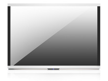Industrial touch screen panel pc with 70 inch infrared touch screen