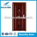 venta caliente de la puerta de entrada de hierro puertas de diseño