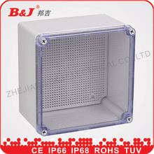 plastic terminal enclosure junction box/abs box manufacturers/submersible junction box ip68/water proof plastic enclosures