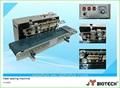 Chaleur machine d'étanchéité pour une feuille d'aluminium sac jy-eq09