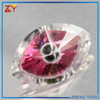 Special precious stone mixture and eyes gemstone for inlay