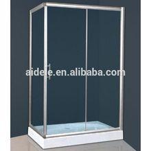 bagno di alta qualità basso piatto vetroresina cabine doccia