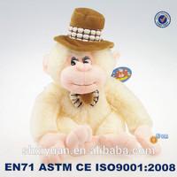 Sales Promotion Plush Monkey/Toy Plush Monkey/Cute Plush Monkey