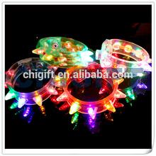 Night Club Supplies Lighting Rubber Bracelet