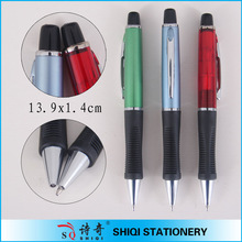 rubber tip stylus ball point pen for cell phone