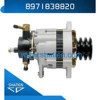 100% new made in china 24V 60A isuzu truck alternator,oem:8971838820