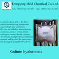 Cosméticos/comestível de ácido hialurônico/hialuronato de sódio
