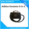 Cheapest Adblue Emulator 8-in-1 OBD2 OBD ii Auto diagnostic tool factory direct sale