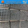 hierro puerta de tubo cuadrado de acero de buena calidad del fabricante de china alibaba