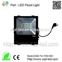 AC85-265V Factory Price IP65 Outdoor 70W Led Flood Light