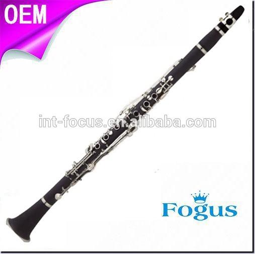 chinês instrumento musical g tom clarinete alemão