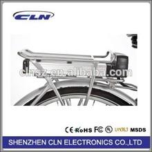 Light weight electric bike battery 14.5Ah 36V downtube battery pack 10S5P