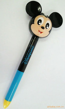 OEM design cartoon pen head/pen with oem head/cartoon pen head