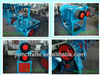 tyre recycling machine/waste tyre cutter machine