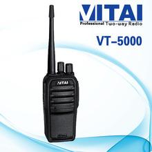 VITAI VT-5000 Meet Military Standard Two Way Radio