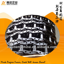 Wearable Machine Parts Track Chain Track Link BD2G for Excavator