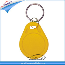 Smart keytag 125khz RFID for identification and tracking