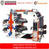 4 colors flexo paper bag printing machine