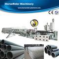 nuevo diseño de tubería de polietileno de alta densidad de extrusión línea de producción