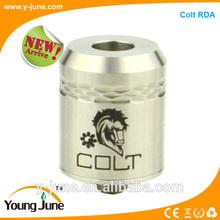 rda vape Colt or ss colt material colt RDA rda vaporizer pen