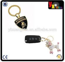 uv and white flashlight/metal bottle opener keychain/promotion custom metal keychain
