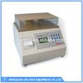 cartón electrónico rigidez de flexión de la máquina de prueba