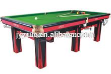 Hot Design Solid Wood Star Snooker Table for cap john john
