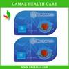 OEM with logo! Powerful negatve ion energy card for body health