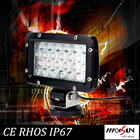 High power tractor light, auto parts 12 Volt 24 watt led working lights led IP 67