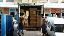pre-shipping inspection,commercial agent,loading container service