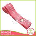2014 горячая продажа розовой лентой девочек замороёенных заколки