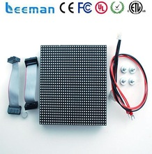 3v 18v illuminant smd white led display module PH10mm RGB full color 320mm*160mm p5 led module control card