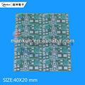 Lg tv lcd peças de reposição em china FR4 pcb fornecedor, Guangzhou