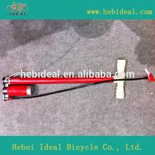 modern style bike pump/tire pump with gauge