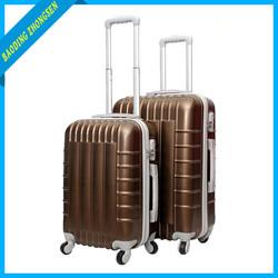 ABS OR PC eminent luggage 3pcs/set eminent luggage