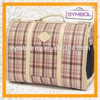 fashion crates wholesale genuine new design portable pet bag