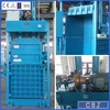 CE standard vertical textile and used cloth compress machine