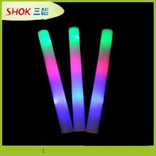Halloween lighting china wholesale led party foam sticks