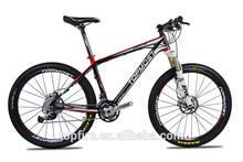 2014 newest race bicycle carbon fiber bike moutain bikes