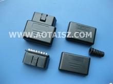 Factory obd case for diagnostic elm327 enclosure obd adapter