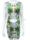 New product fashion designs OEM women dress garment factory