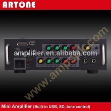 High fidelity tube amplifier kit