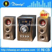 2.1 model box sound pa system audio speaker